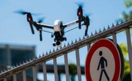 Behinderungen durch Drohnen nehmen rasant zu