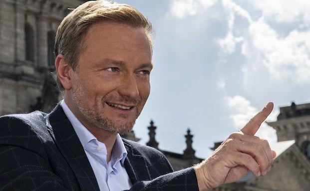 FDP-Chef Lindner fordert Ausschüttung an Bürger