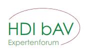 HDI bAV-Expertenforum 2019